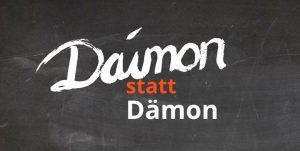 Daimonvsdaemon